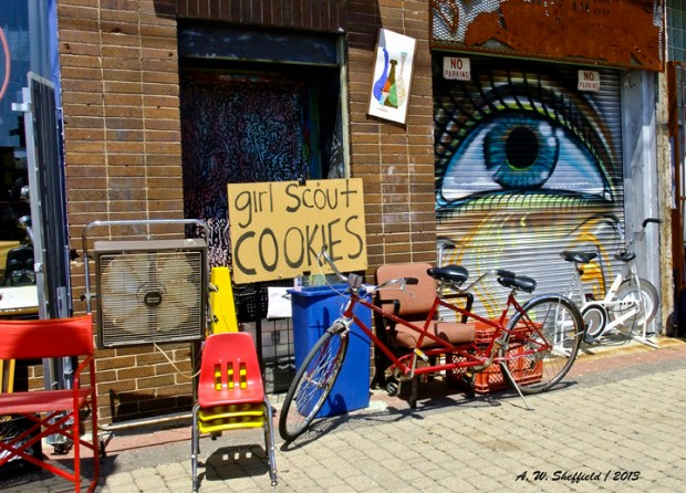 Deep Ellum - Girl Scout Cookies