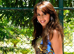 South Actress SANJJANAA Photos Set-7 (46)
