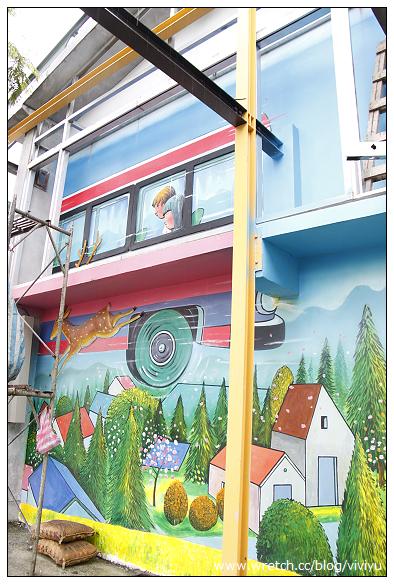 [宜蘭.旅遊]幾米繪本真實重現~宜蘭火車站旁.幾米廣場 @VIVIYU小世界
