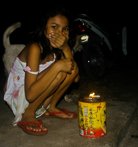 Candle Girl by Exciting Cebu -- Rusty Ferguson, on Flickr