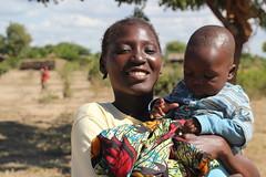 A brighter future - Ruth Jotua, 24, mum-of-two