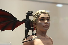 Daenerys Targeryen bust. by PatLoika, on Flickr