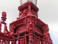 Auckland dock fence detail