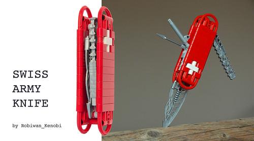 Swiss Army Knife on Cuusoo