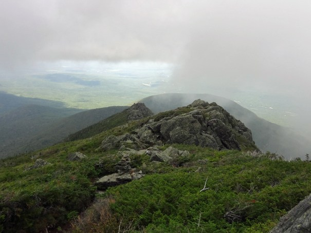 Mt. Jefferson Castle Ridge