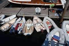 """Dinghy Tie-Up • <a style=""""font-size:0.8em;"""" href=""""http://www.flickr.com/photos/54494252@N00/7857908754/"""" target=""""_blank"""">View on Flickr</a>"""