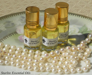 Lily of the Valley Perfume Oil Absolute ~ Arom...