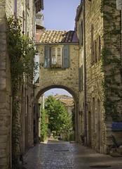 Vézénobres, France