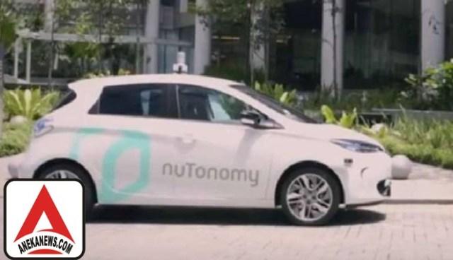 #Tech: Taksi Robot Targetkan Beroperasi di 10 Kota di Asia
