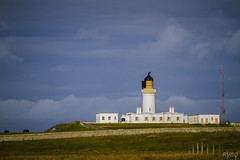 Noss head lighthouse