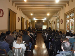 "Simposio: ""Las lecturas"" / Symposium: ""Readings"" • <a style=""font-size:0.8em;"" href=""http://www.flickr.com/photos/52183104@N04/8043642934/"" target=""_blank"">View on Flickr</a>"