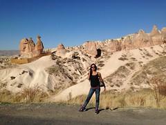 Actress Sanjjanaa holiday in Capadokiya (7)