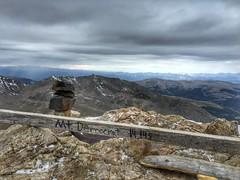The summit :-)