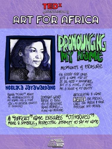 4 of 12 TEDxJohannesburg -- Neelika Jayawardane