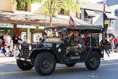 Pleasanton Veterans Day Parade, 2012