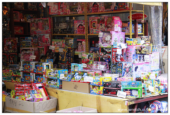 [韓國]東大門文具街~玩具.文具批發街 @VIVIYU小世界
