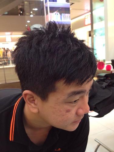 313 at Somerset, Caely Tham Shunji Matsuo, Eddie Yan Shunji Matsuo, Good hairsalons in Singapore, hair colour, hair dye, hair treatment, Matrix Biolage, nadnut, shunji matsuo, Shunji Matsuo @ 313, Shunji Matsuo Hair Salon at 313, singapore lifestyle blog