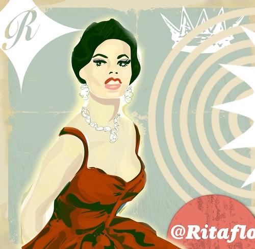 Retromatic app-Sofia-iPhone-art