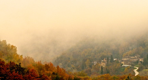 Il Villaggio... (rospex) verde autunno paesaggio paese villaggio