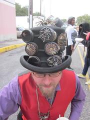 Lafayette Steampunk Hat