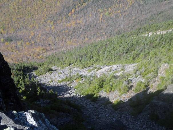 Mt. Flume Slide