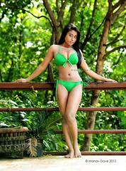 Mumbai Actress NIKITA GOKHALE HOT Photos Set-3 (4)