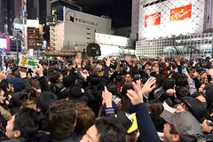 """New Year Shibuya 2013_1 • <a style=""""font-size:0.8em;"""" href=""""http://www.flickr.com/photos/66379360@N02/8331640126/"""" target=""""_blank"""">View on Flickr</a>"""