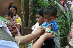 Child in Chiquimula, Guatemala
