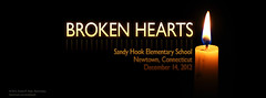 Broken Hearts - Facebook Cover Tribute