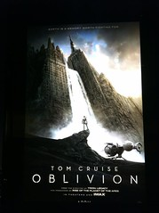 Oblivion - Tom Cruise movie