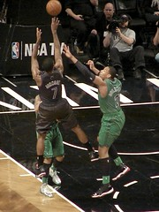 Brooklyn Nets vs. Boston Celtics 12.25.12