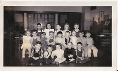 KINDERGARTEN CLASS, MT WASHINGTON, 1947