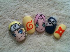 "Anime Fingernails 9 • <a style=""font-size:0.8em;"" href=""http://www.flickr.com/photos/66379360@N02/8440916660/"" target=""_blank"">View on Flickr</a>"