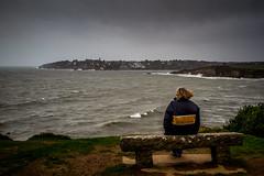 Face à la mer (II)
