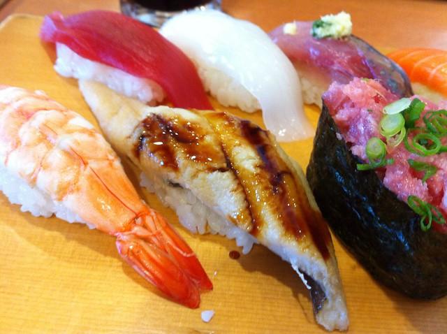 伊豆太郎の寿司