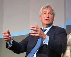 Jamie Dimon,  CEO of JPMorgan Chase