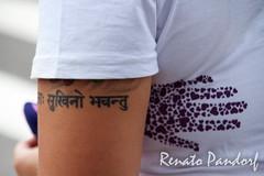 Tatuagens expressam sentimentos