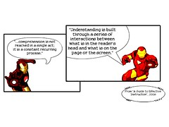 Developing Understanding when Reading