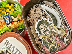 "One Piece Bento 11 • <a style=""font-size:0.8em;"" href=""http://www.flickr.com/photos/66379360@N02/8428623727/"" target=""_blank"">View on Flickr</a>"