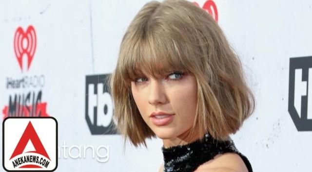 #Gosip Top :Tak Datang ke VMA, Taylor Swift Takut Bertemu Kanye West?