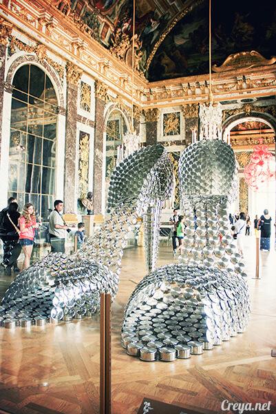 2016.08.14 | 看我的歐行腿| 法國巴黎凡爾賽宮 14