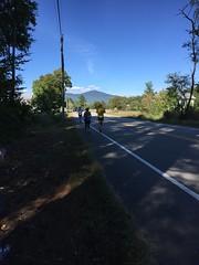 Mount Washington, Moët and JJ on the course