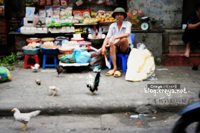 【20130202】  看我的歐行腿  越南河內,讓我忍不住驚呼「台灣人你們大輸」