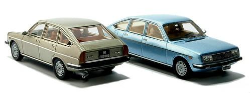 Kess Lancia ß 2a serie