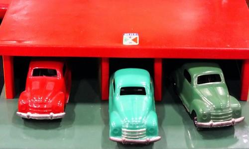 Lima Fiat 500C Garage