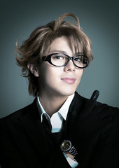 """Takuya Ide as Ronald Knox • <a style=""""font-size:0.8em;"""" href=""""http://www.flickr.com/photos/66379360@N02/8593889460/"""" target=""""_blank"""">View on Flickr</a>"""