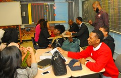 """Take a Professional to School Day: Sarah T. Reed High • <a style=""""font-size:0.8em;"""" href=""""http://www.flickr.com/photos/85752600@N06/8574050791/"""" target=""""_blank"""">View on Flickr</a>"""