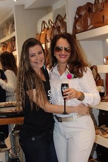 Eliane e Cláudia Hott
