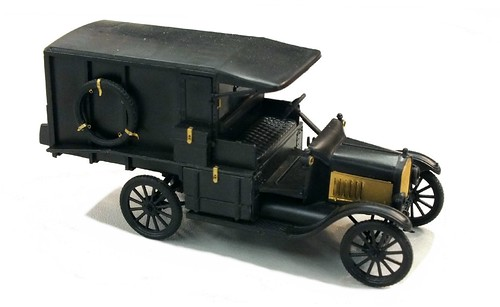 RPM Ford T 1-48 kit con parti Hauler
