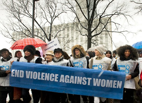 """UN Women for Peace"" March Marking Internation..."